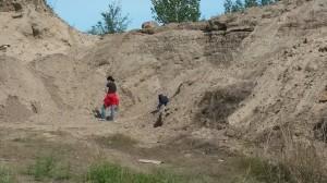 souris quarry