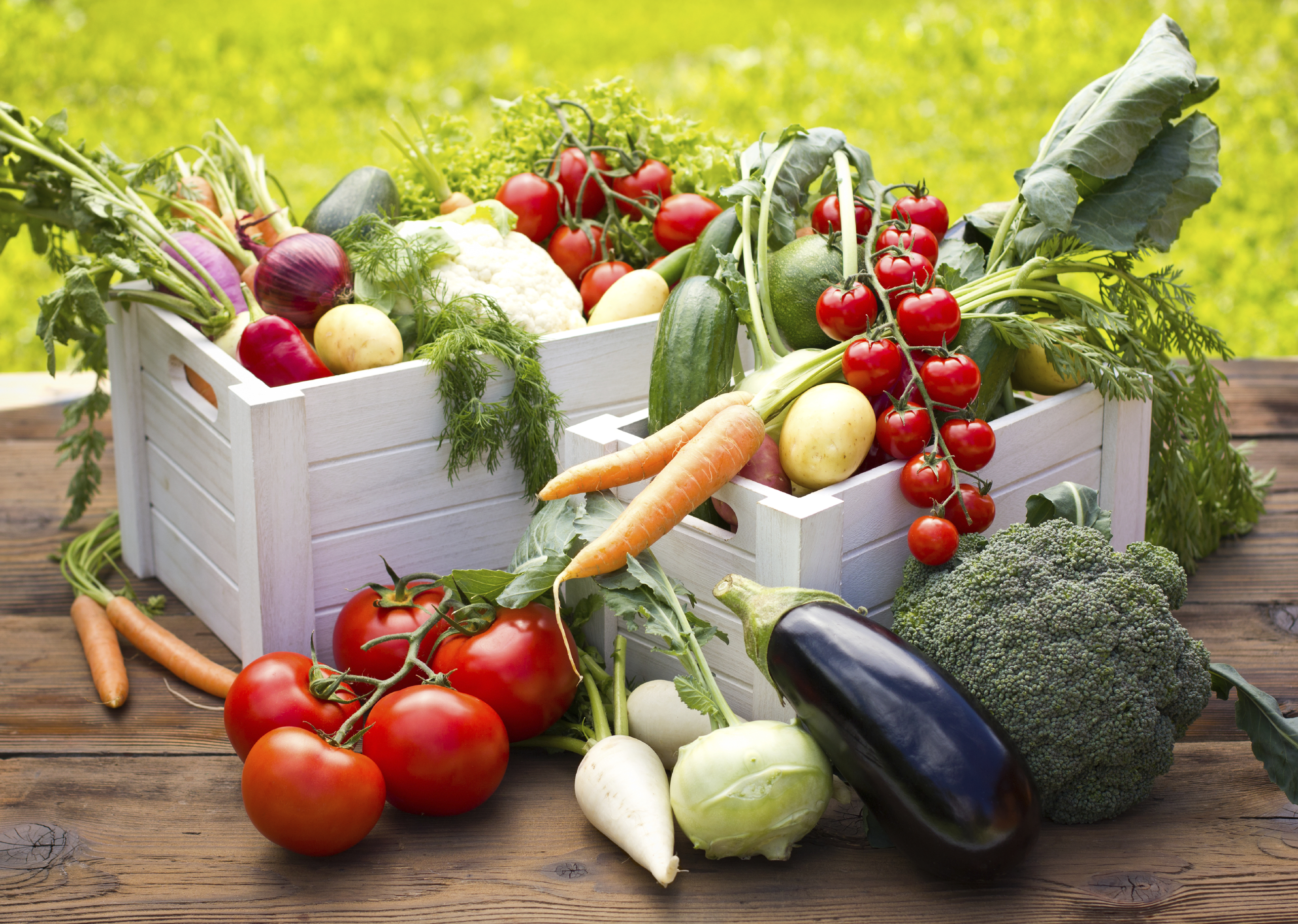 If You Donu0027t Have A Garden, Or Want More Variety A CSA (Community Supported  Agriculture) Box Is A Great Idea!