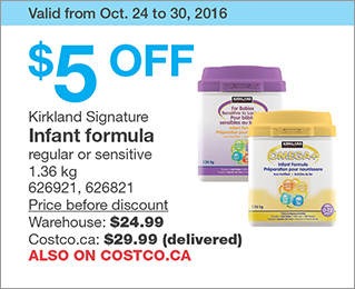 Costco Weekly Coupons October 2016