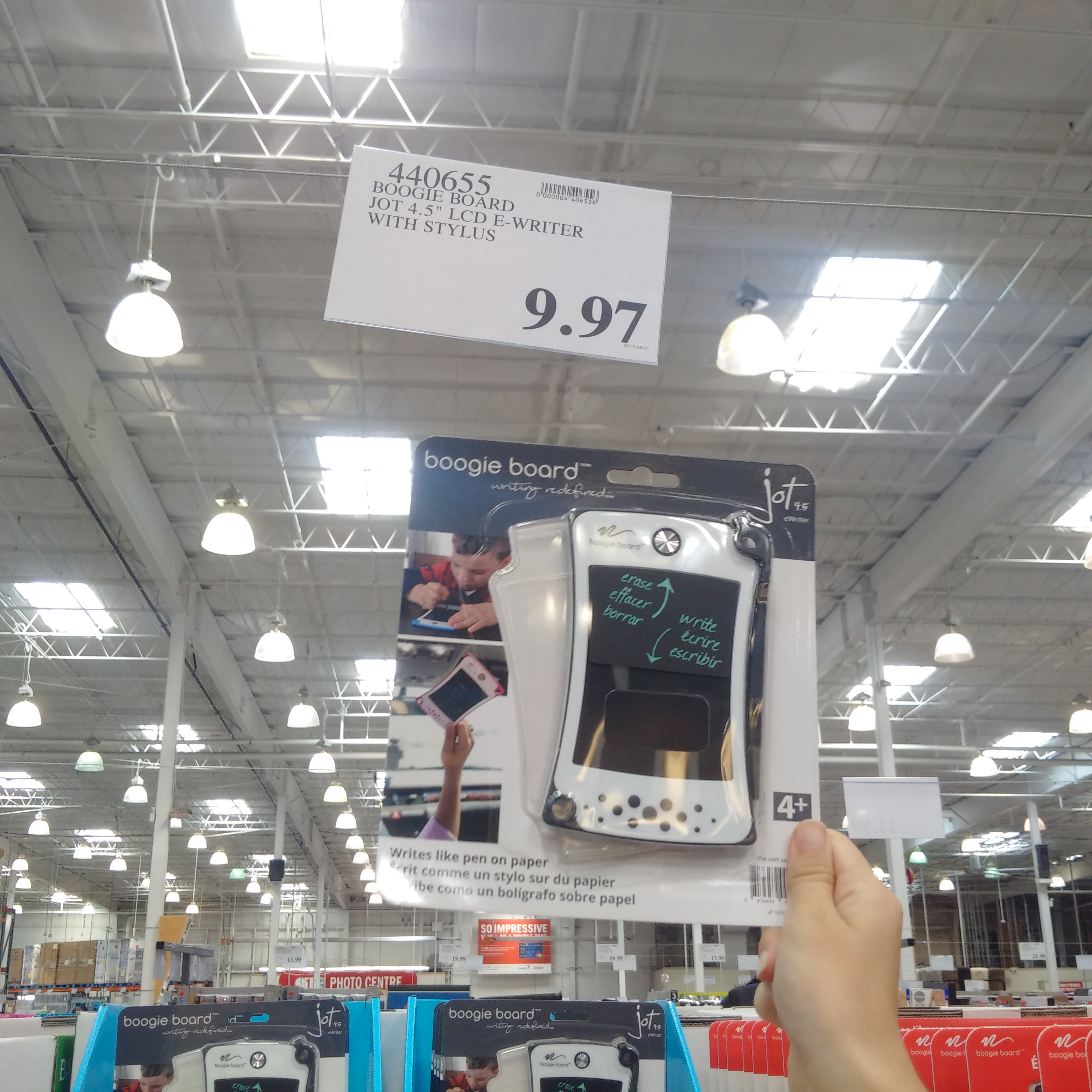 Costco Unadvertised Deals of the week starting August 7th Save