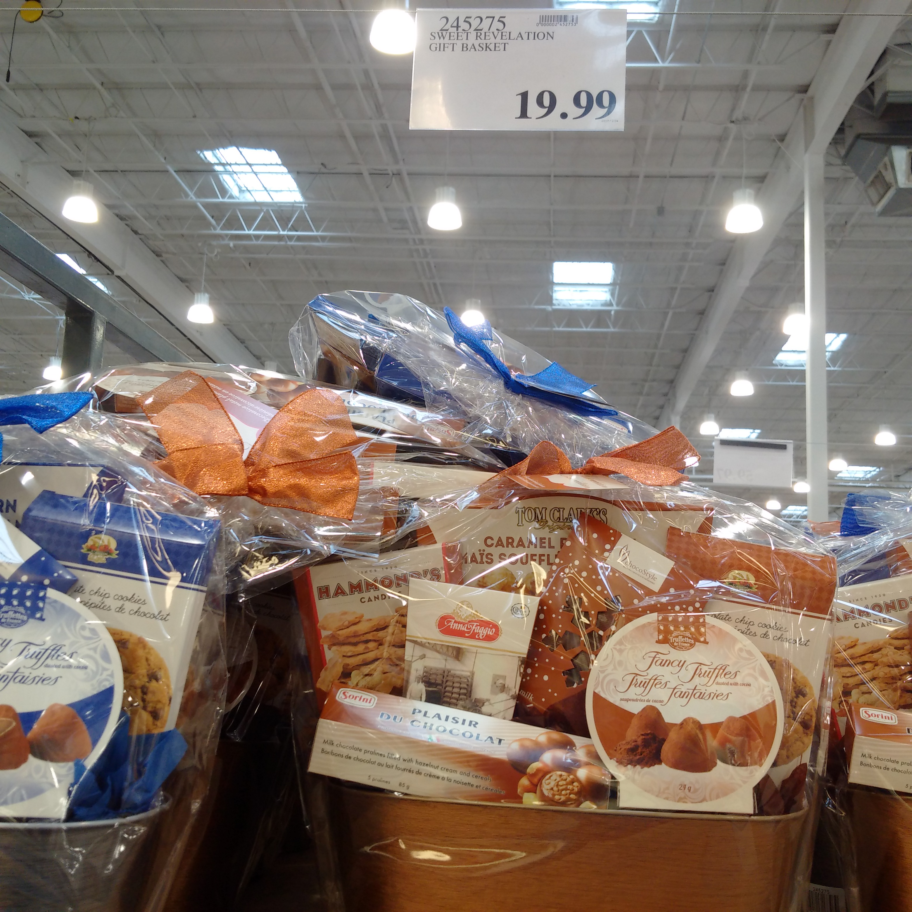 Costco Holiday Gift Baskets and Chocolates - Save Money in ...