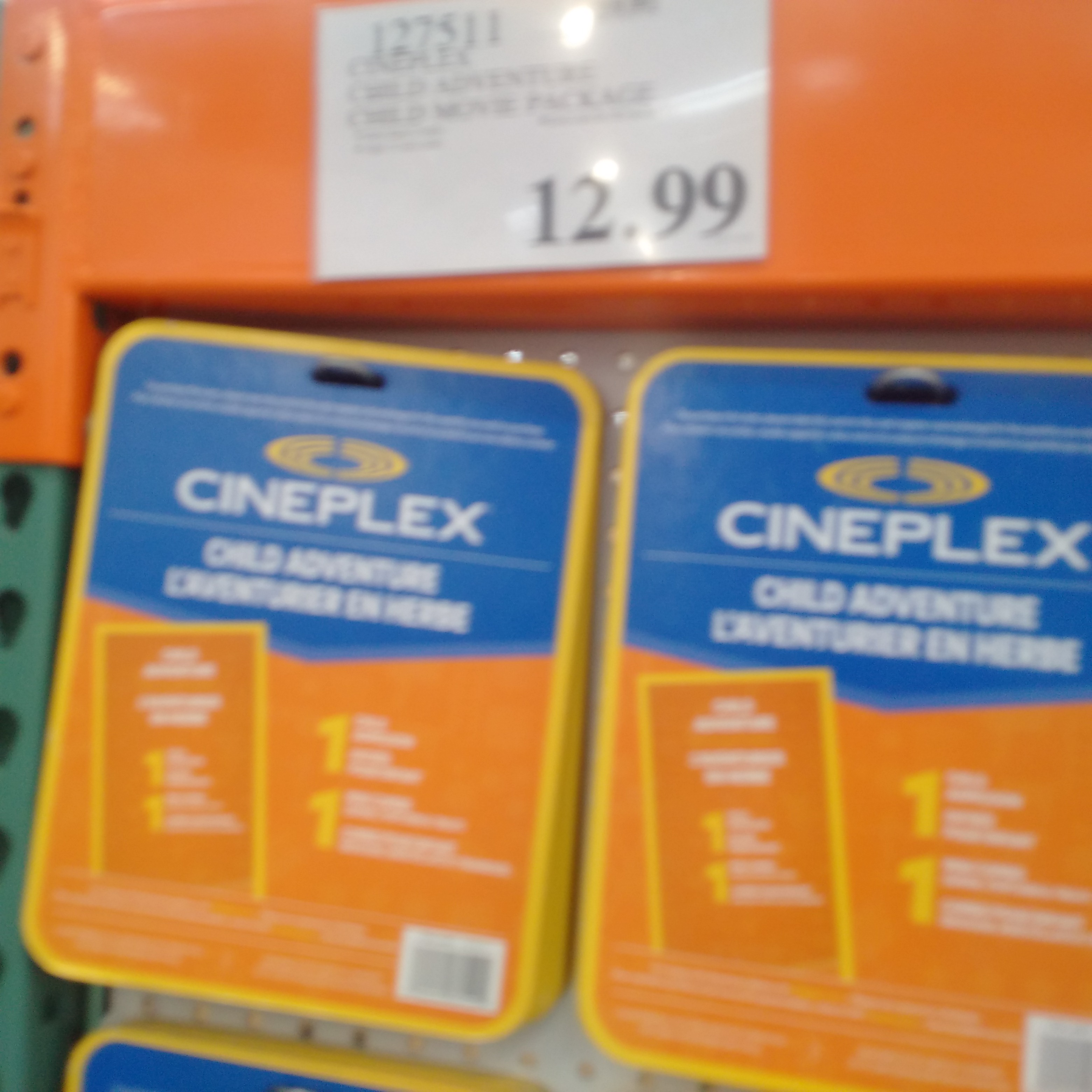 Discounted Gift Cards And Movie Passes At Costco!
