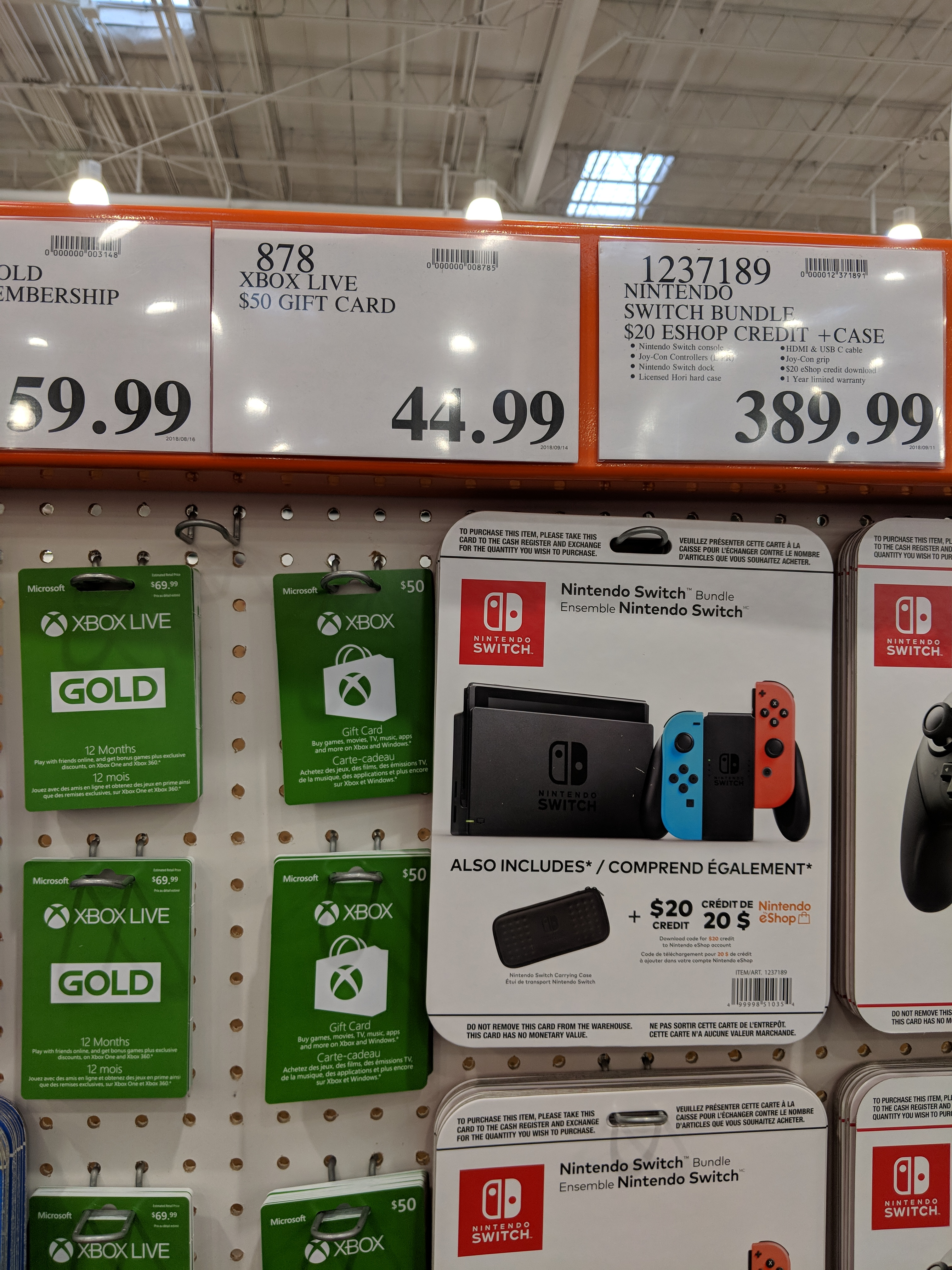 Nintendo Switch Costco In Store Cheaper Than Retail Price Buy Clothing Accessories And Lifestyle Products For Women Men Learn more about our range of nintendo switch games. hlc edu in