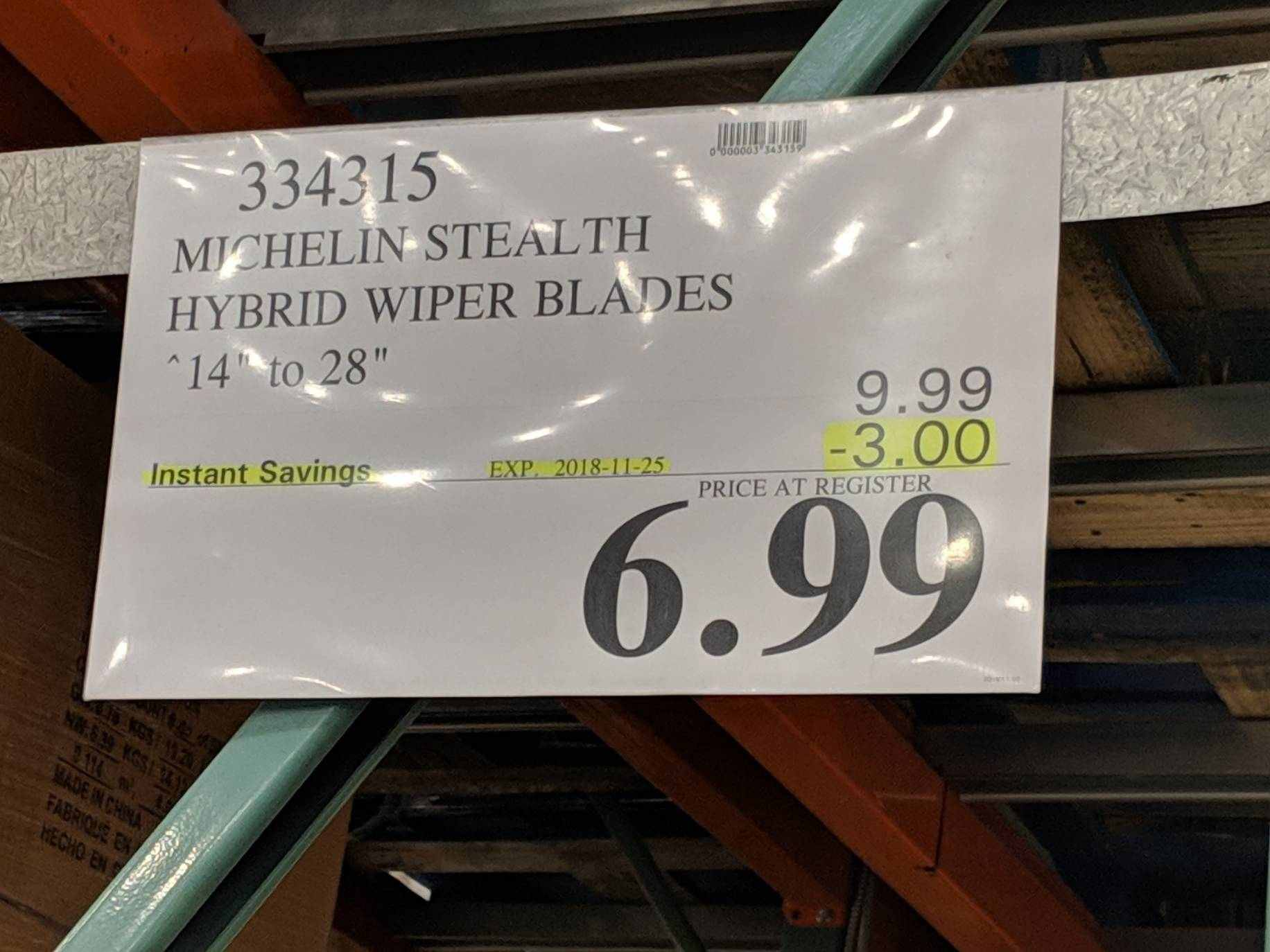 Costco Instore Black Friday Deals!!!! One day early! - Save