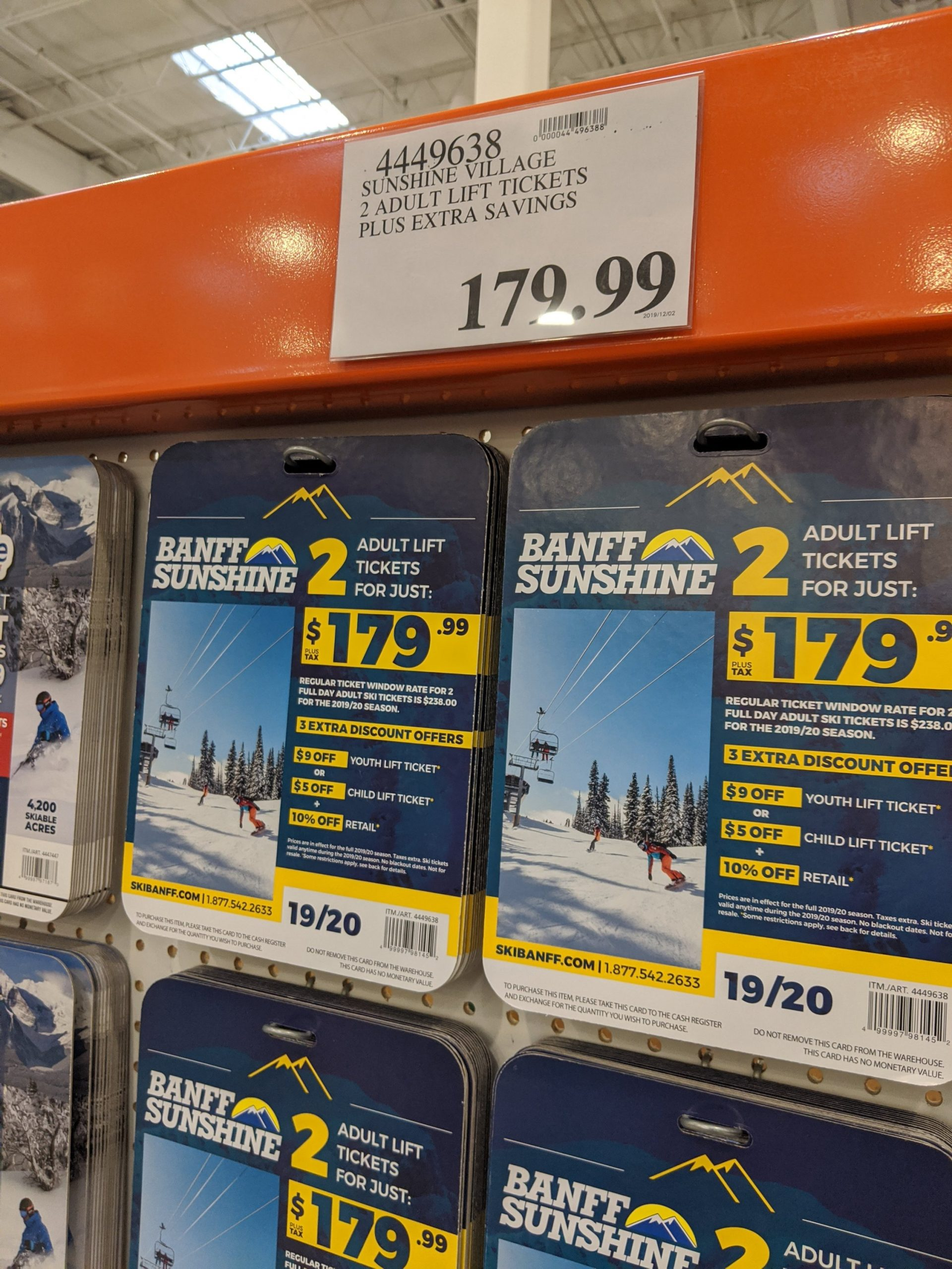 Last minute gift ideas at Costco  gift cards  Save